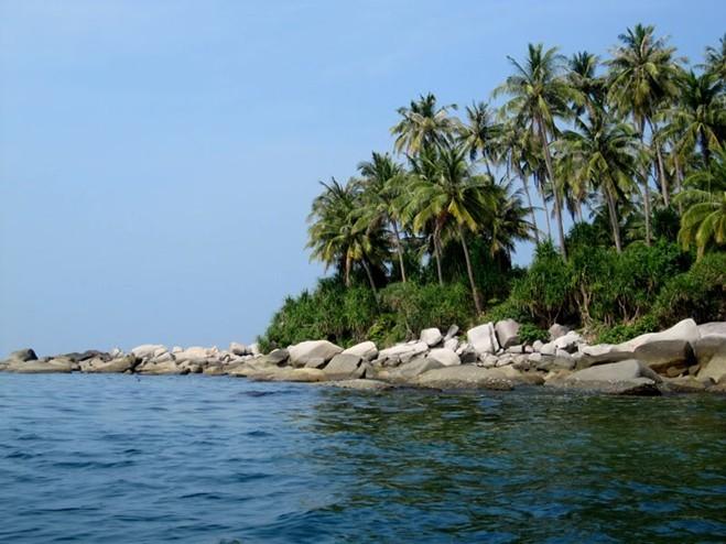 hon son island nam du islands kieng giang vietnam