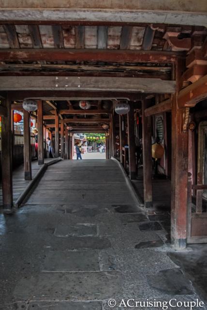 Inside Hoi An Japanese Bridge