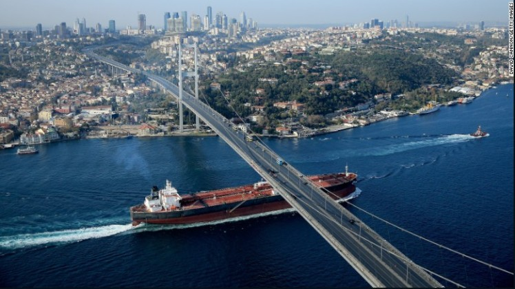 9. Istanbul, Turkey - Better known globally than Antalya, Istanbul welcomed 11.87 million international visitors in 2014.