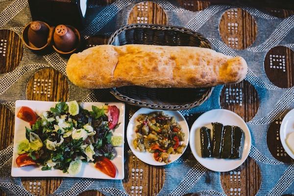 mezze-must-try-food-in-turkey