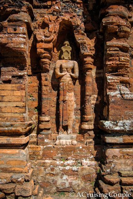My Son Hoi An Statue