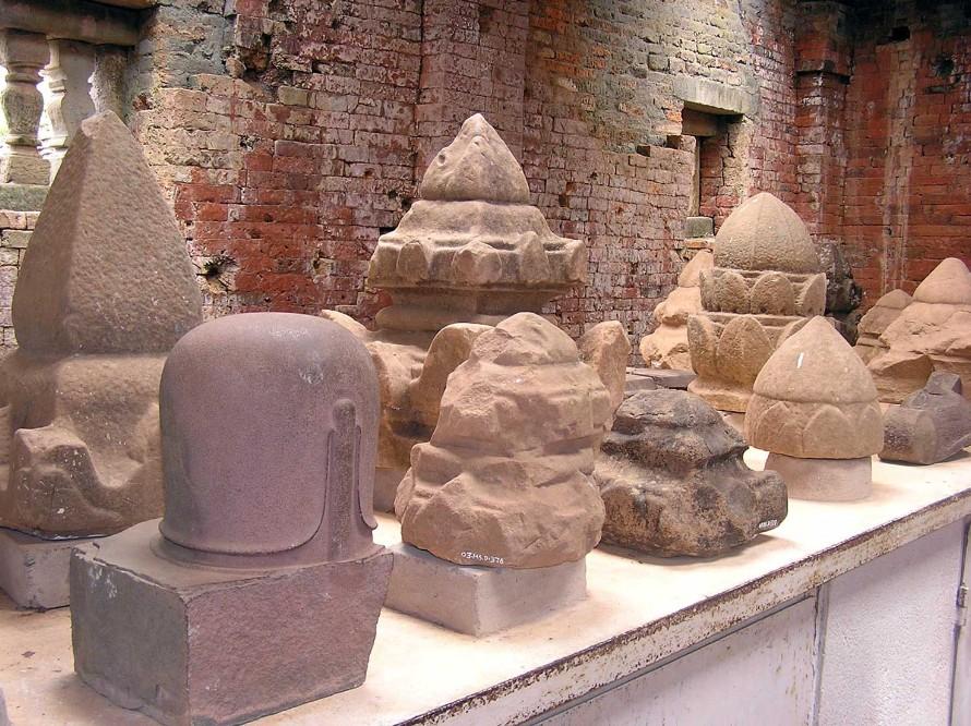 Inside My Son Sanctuary Museum, Hoi An, Vietnam