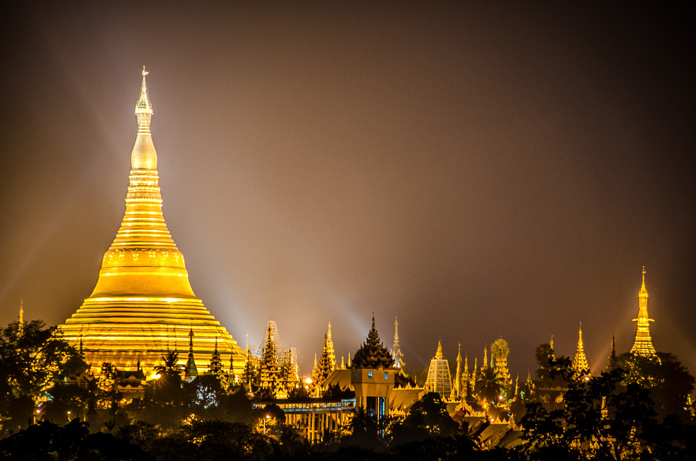 photo credit: Shwedagon Pagoda via photopin (license). Photo Elizabeth Haslam