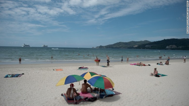 17. Phuket, Thailand - Unlike Pattaya, Thai coastal paradise Phuket managed to increase its visitor numbers -- up 1% to 8.1 million. That didn't stop it slipping two places on the previous year's ranking though.