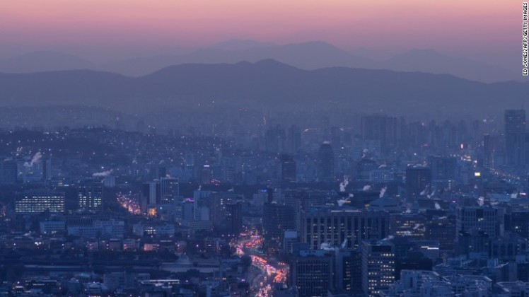 "13. Seoul, South Korea - Seoul welcomed 9.39 million international visitors in 2014. Perhaps the leap of 8.9% on the previous year was helped by pop star Psy's blockbuster homage to the city's swankiest neighborhood, ""Gangnam Style."""