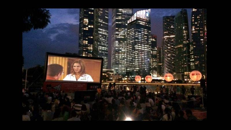 Have a picnic under the flickering lights of a movie projector with MovieMob. Photo credit: Lifestyle Around Town