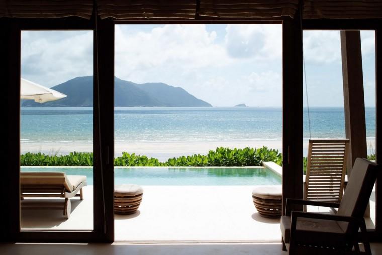 Six Senses Con Dao Resort. Image by homedsgn.com
