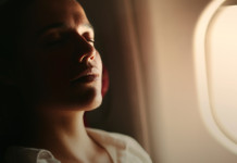 Tips for Sleep on a plane.