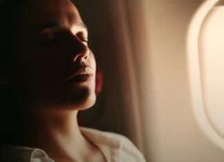 Tips for Sleep on a plane.