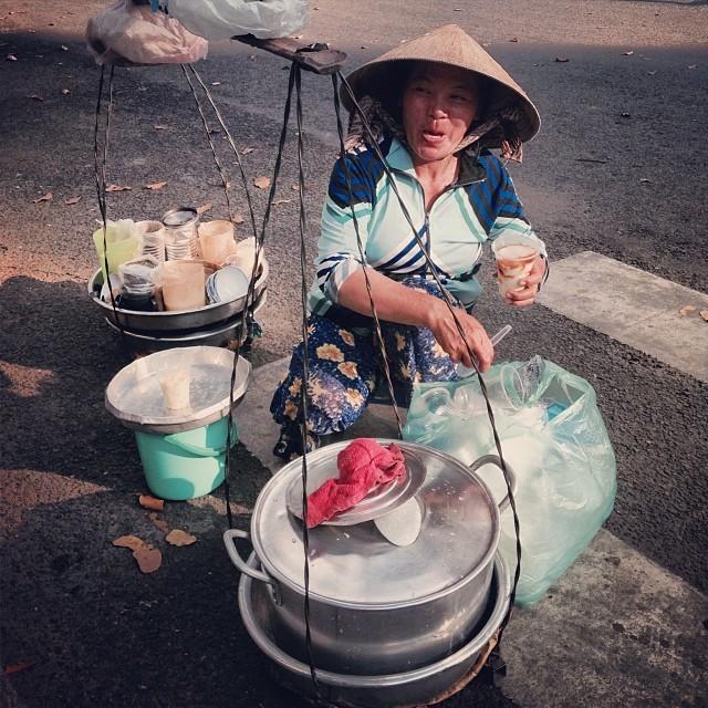 Tofu Lady