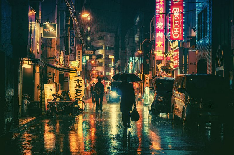 tokyo japan night photo by masashi wakui3
