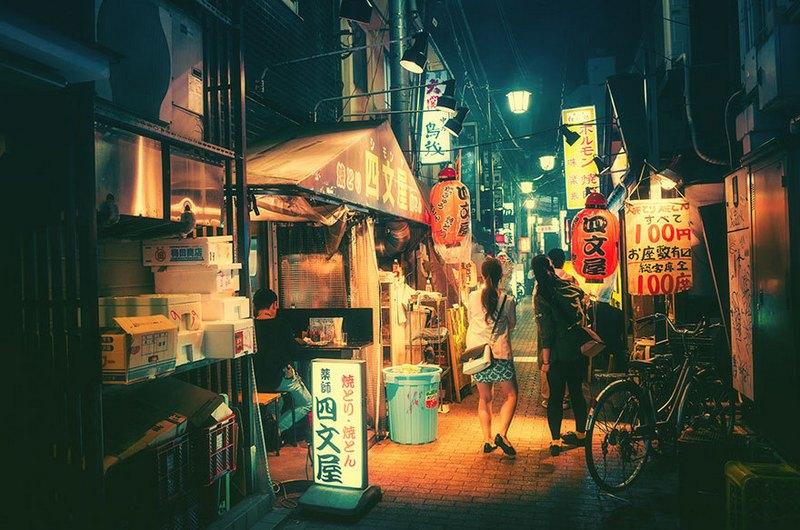 tokyo japan night photo by masashi wakui7