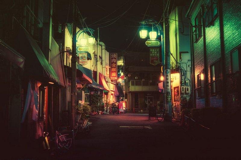 tokyo japan night photo by masashi wakui9