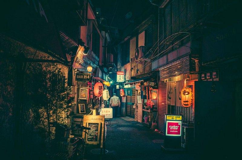 tokyo japan night photos by masashi wakui1