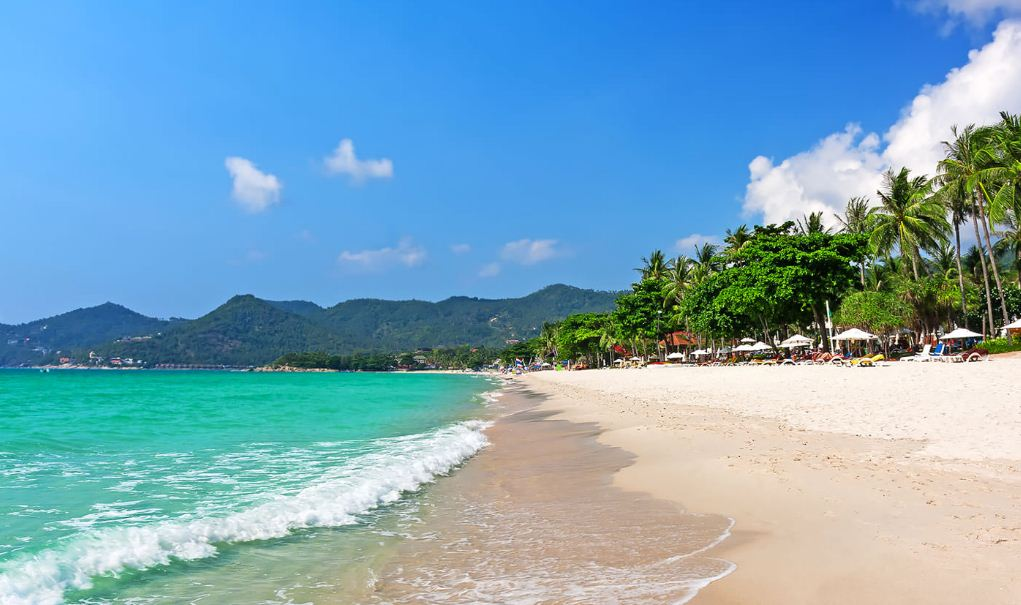 koh samui thailand best beaches in koh samui best beach in koh samui for swimming top beaches in koh samui