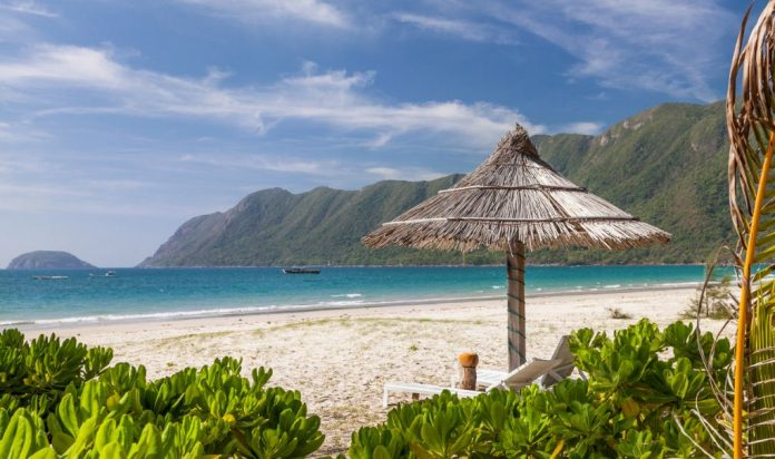 Con Dao Island. One of the best islands in Vietnam