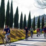 Tuscany bike tours self guided — Cycling in the heart of Tuscany lowland