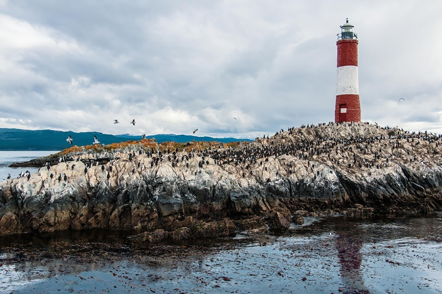 27 incredible lighthouses - Beagle Channel, Argentina