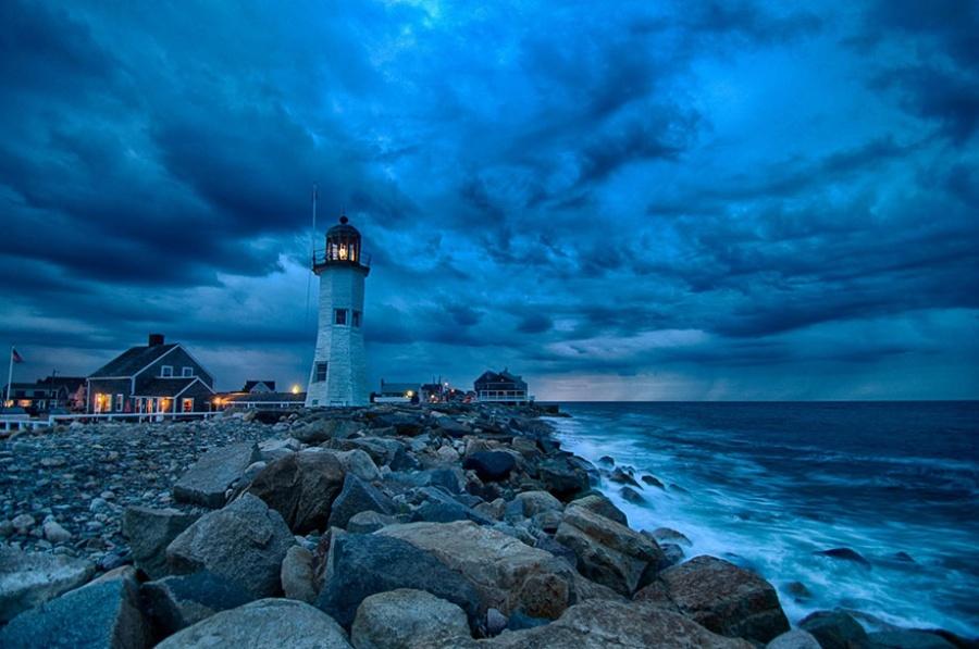 27 incredible lighthouses - Massachusetts, United States