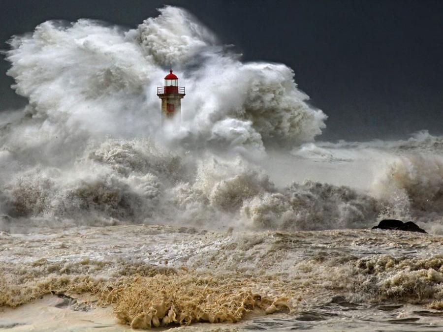 27 incredible lighthouses - Porto, Portugal