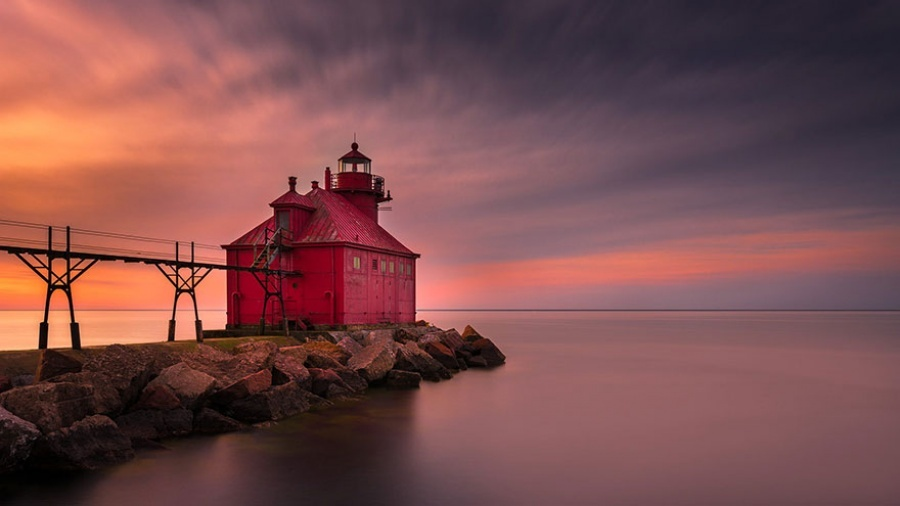 27 incredible lighthouses - Wisconsin, United States