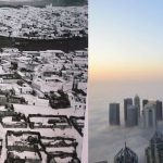17+ Dubai before and after pictures show how the city develope after 60 years ago