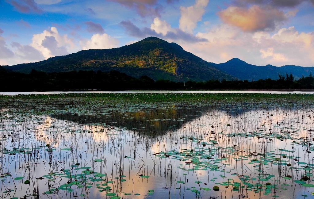 An Hai lake. Photo: MeogiaPhoto