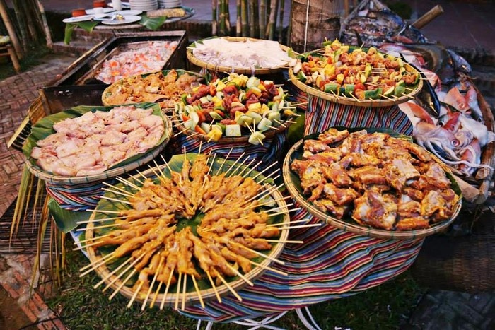Appetizing, tasty dishes_Hoi an silk village tour guide_source mytour.vn