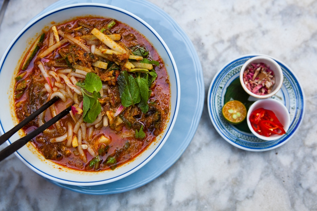 Asam laksa. Source: lonelyplanet.com.