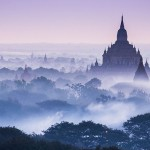 Contemplating splendid sunrise in Bagan — An extraordinary experience!
