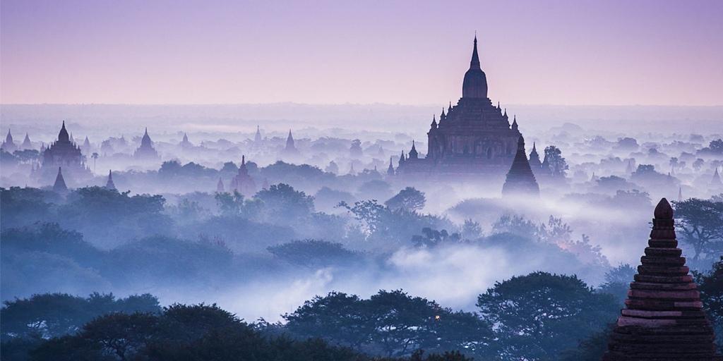 Bagan travel guide_source: pose.com.vn
