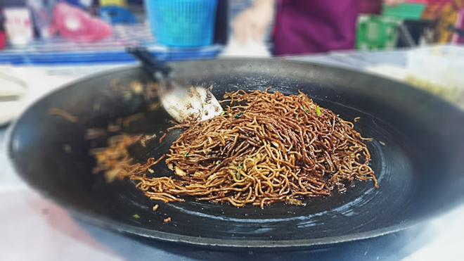 Bee Hoon Langkawi Night Market