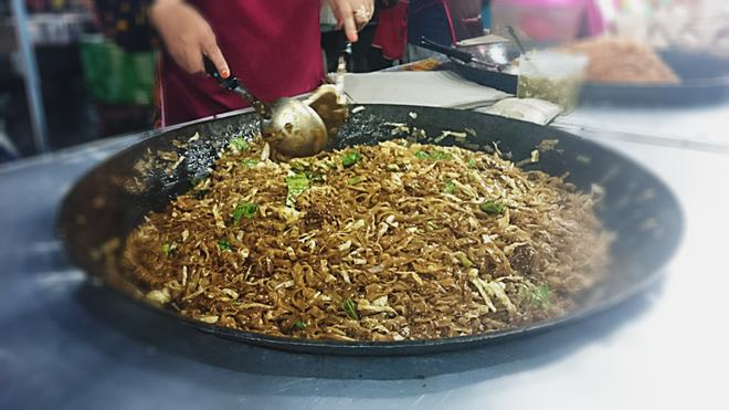 Char Kuey Teow Langkawi Night Market