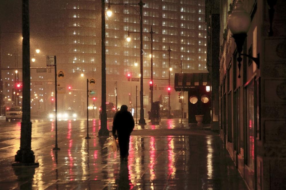 Chicago by Chritsphe Jacrot
