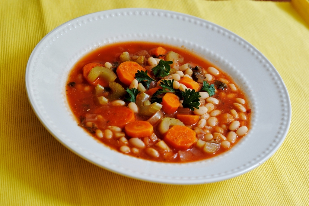 FASOLATHA-greek dish