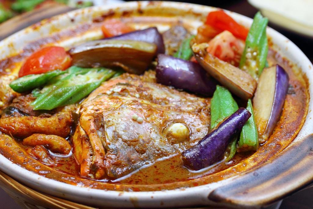 Fish head curry malaysia