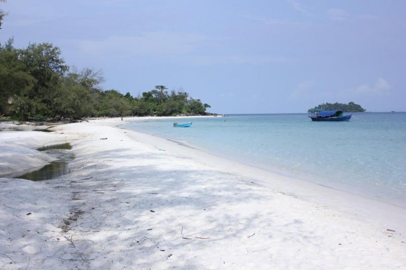 For a desert island getaway, look no further than Koh Rong