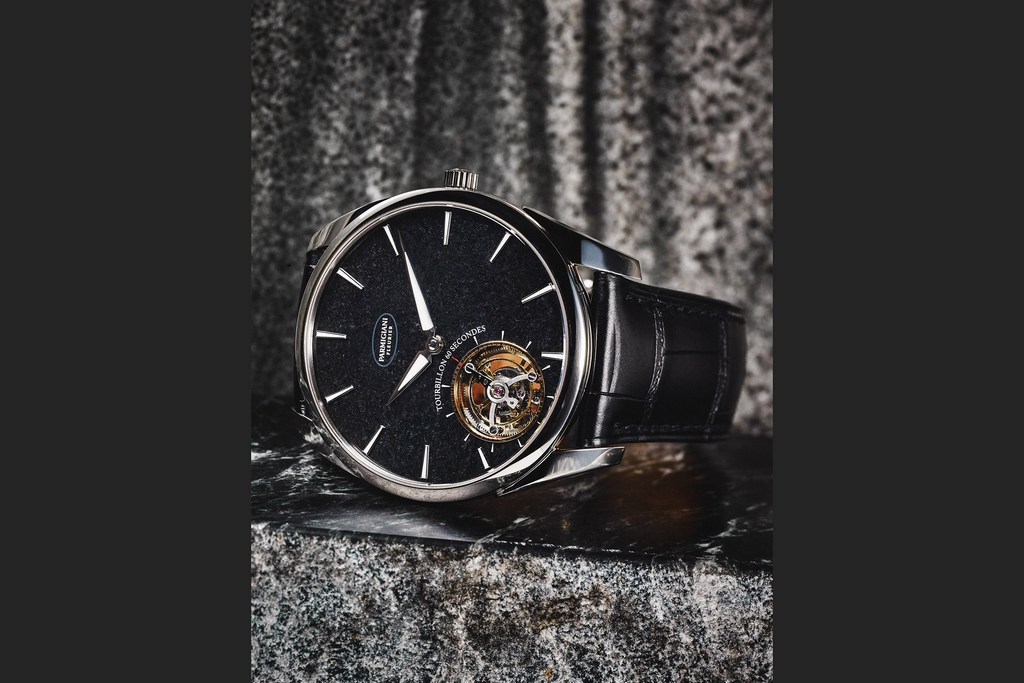 For its Parmigiani Tonda 1950 Tourbillon