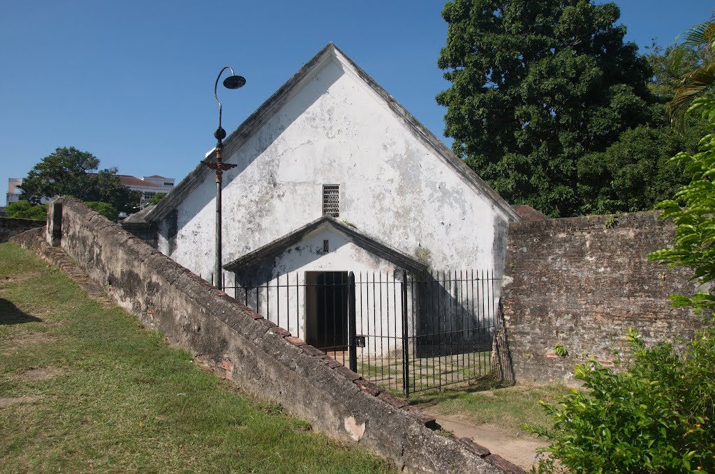 Fort Cornwallis. Source: panoramio.com.