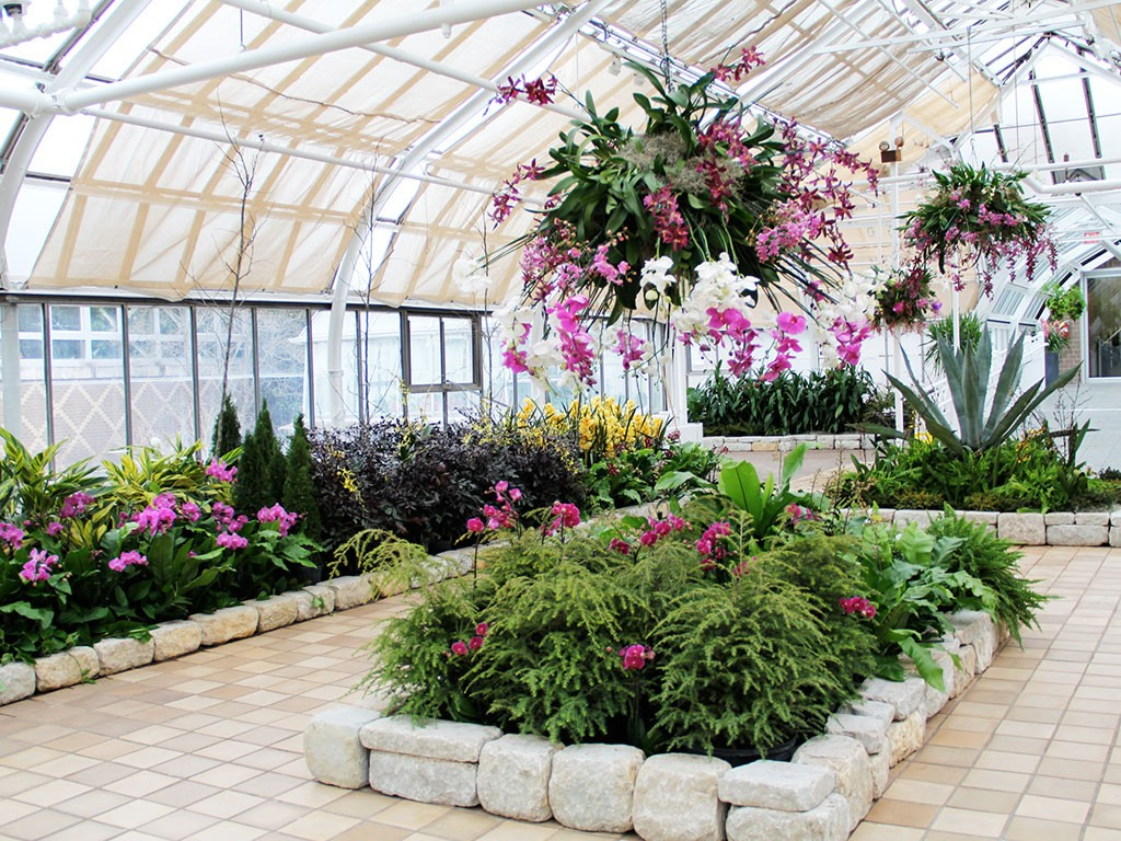 Franklin Park Conservatory and Botanical Gardens, Columbus