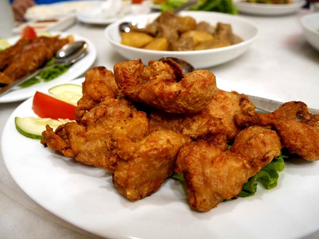 Fried chicken malaysia