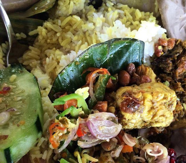 Bali food - Ayam Betutu