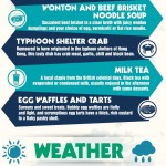 Hong Kong: An inforgraphic travel guide