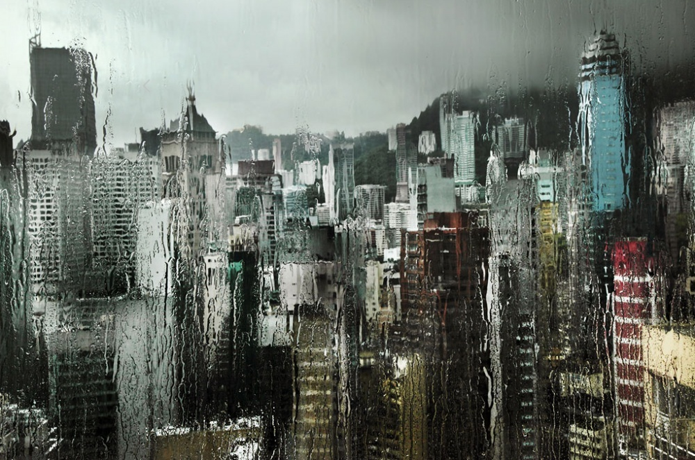 Hongkong by Chritsphe Jacrot