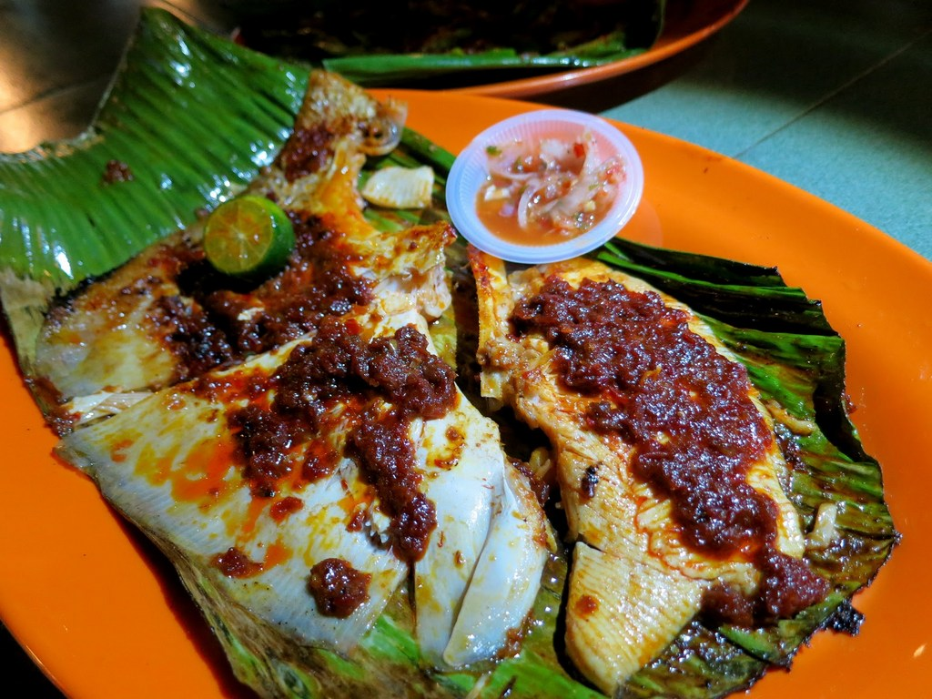Ikan bakar malaysia