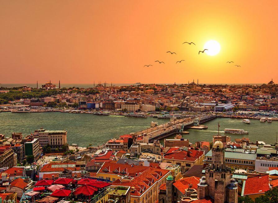 Istanbul, Turkey 10 most popular place