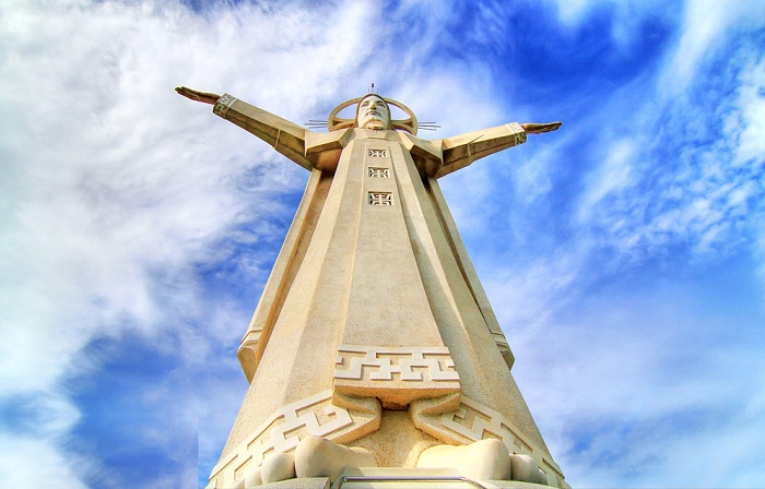 Jesus Christs Statue vung tau vietnam guide address opening hours attractions nui nho mountain 2