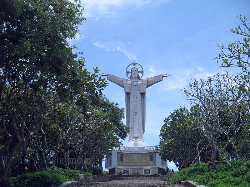 Jesus Christs Statue vung tau vietnam guide address opening hours attractions nui nho mountain (6)
