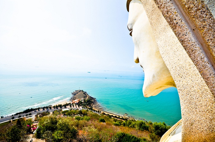 Jesus Christs Statue vung tau vietnam guide address opening hours attractions nui nho mountain vietnam