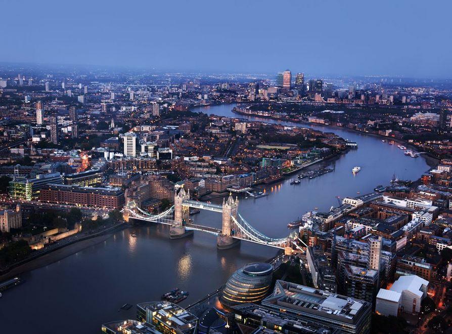 London, United Kingdom 10 most popular place